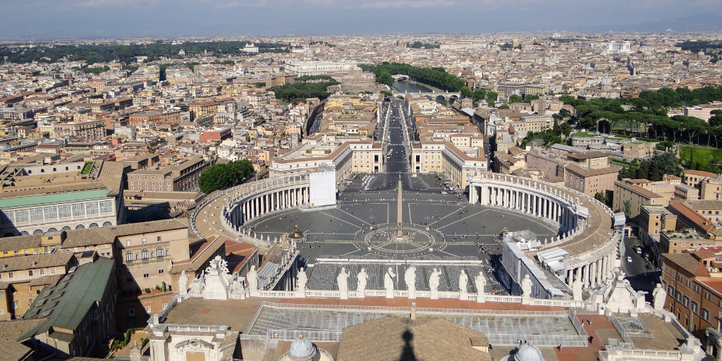 A State Within a City: Visiting the Vatican