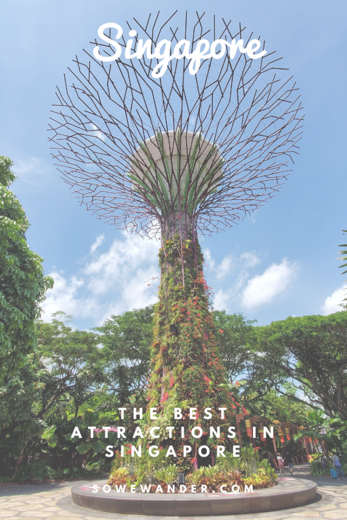 Best Attractions in Singapore Pinterest